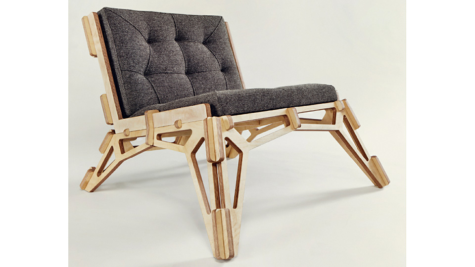 How To Turn One Sheet Of Plywood Into A Lovely Lounger