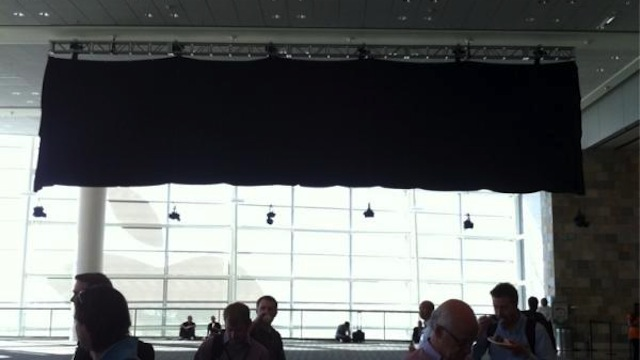 What Is Apple's WWDC Mystery Sign?