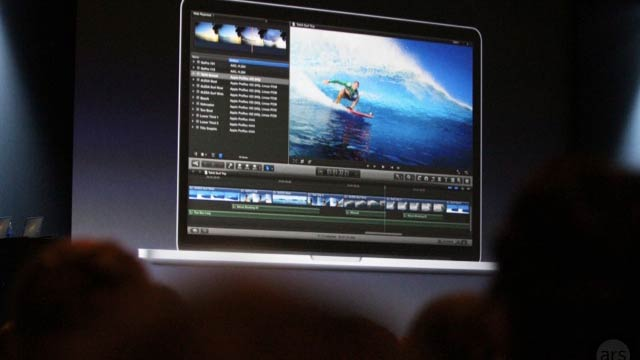Final Cut Pro X Is Being Updated For Retina-Screen MacBook Pro