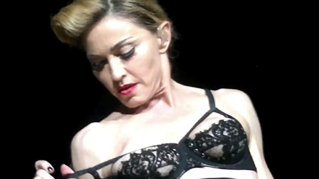 Madonna's Nipple Was Actually Protesting Proposed Turkish Abortion Ban