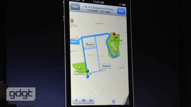 Apple Has Its Own Maps Now (Updating)