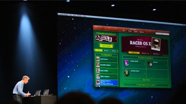 Click here to read Apple's Game Center Is Coming To Mac