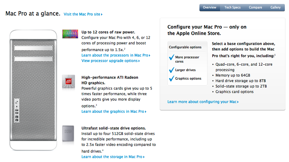 The Mac Pro Lives! Apple Resurrects One Of Its Most Venerable Products
