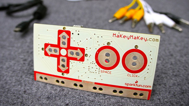 MaKey MaKey Turns Everyday Objects Into Customizable Electronics