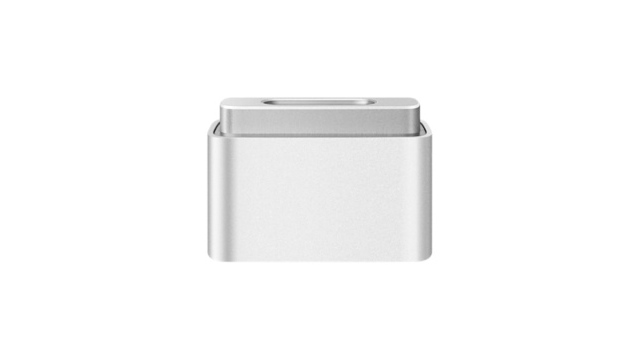 Click here to read Apple Magsafe 2 Adapter: Pay $10 to Stick One Magnet to Another Magnet