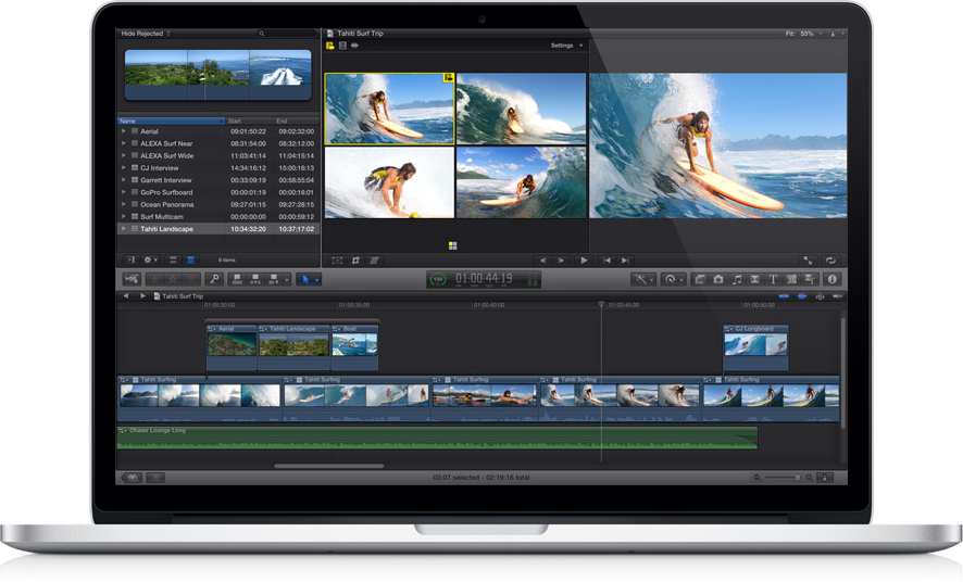 Click here to read Final Cut Pro X Is Being Updated for Retina-Screen MacBook Pros