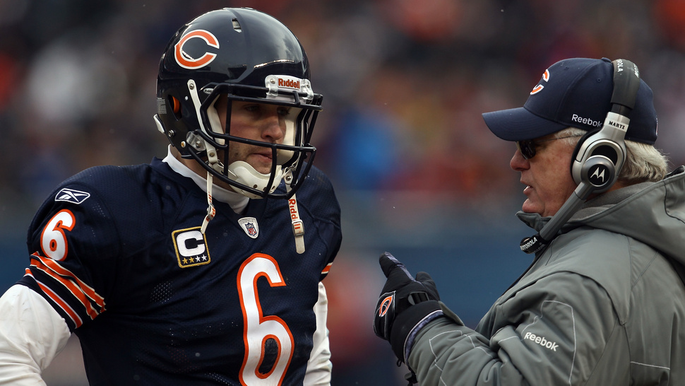 Jay Cutler Says Modern Football Has Left Mike Martz Behind
