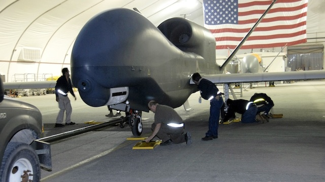 Click here to read Navy Loses Global Hawk Drone in Maryland Crash