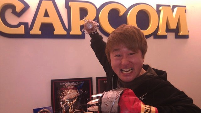 Click here to read <em>Street Fighter</em> Producer Says Capcom 'Didn't Even Acknowledge' His Harrowing Hospital Visit