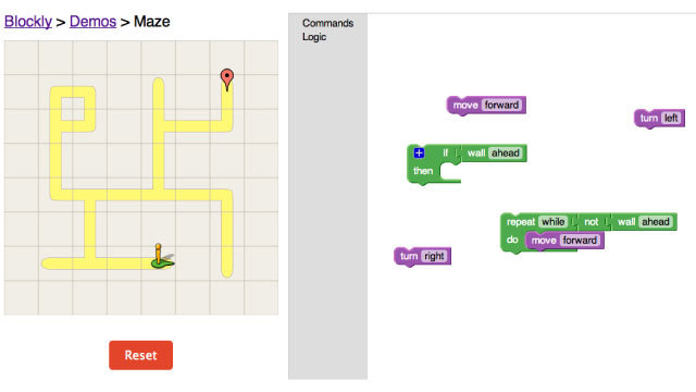 Google Blockly Is a Visual, Drag-and-Drop Tool for Building Apps and Learning to Code