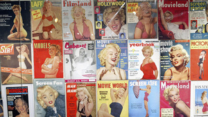 Hologram Marilyn Monroe Hits a Legal Snag