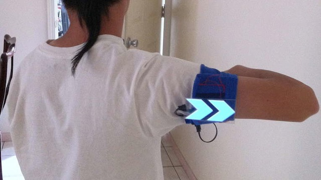 DIY Automatic Wearable Turn Signals Make Sure Everyone Knows Before You Turn