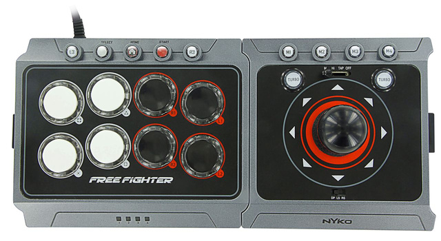 This Transforming Stick Wants to Change the Way You Play Fighting Games