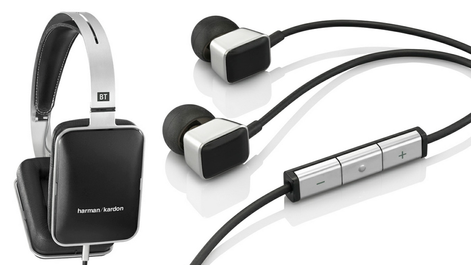 Click here to read Harman Kardon BT and AE Headphones: Minimal Naming Matches Minimal Aesthetics