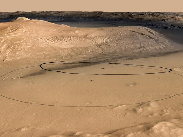 This summer, NASA's Curiosity rover will attempt the most ambitious Martian landing in history