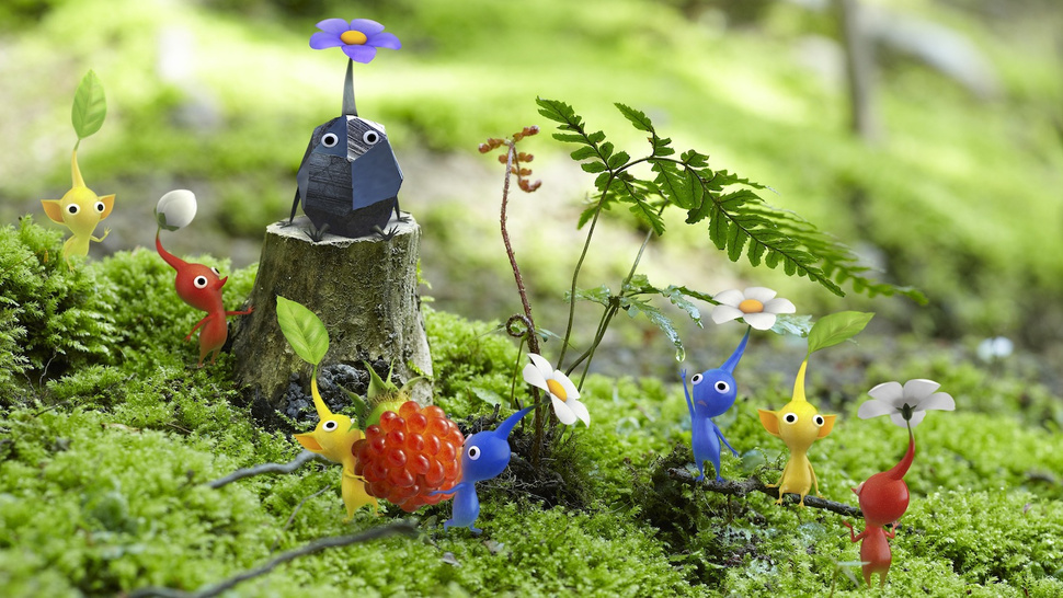 Shigeru Miyamoto Thinks He's Right About <em>Pikmin 3</em>, But, if Not... Uh-Oh