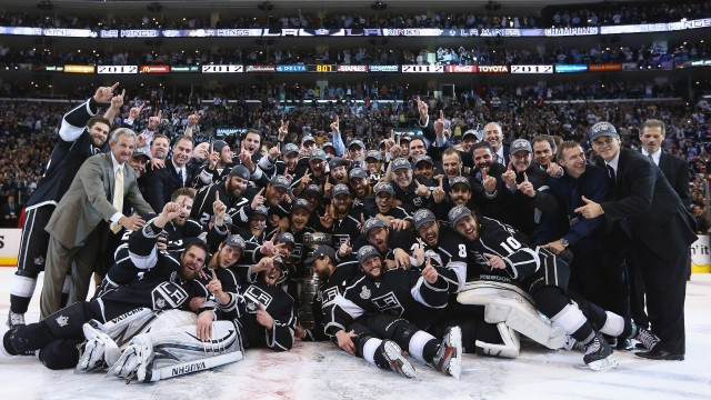 "L.A. Kings Win Stanley Cup; ""Mavs Win!"" Proclaims NBC Sports"