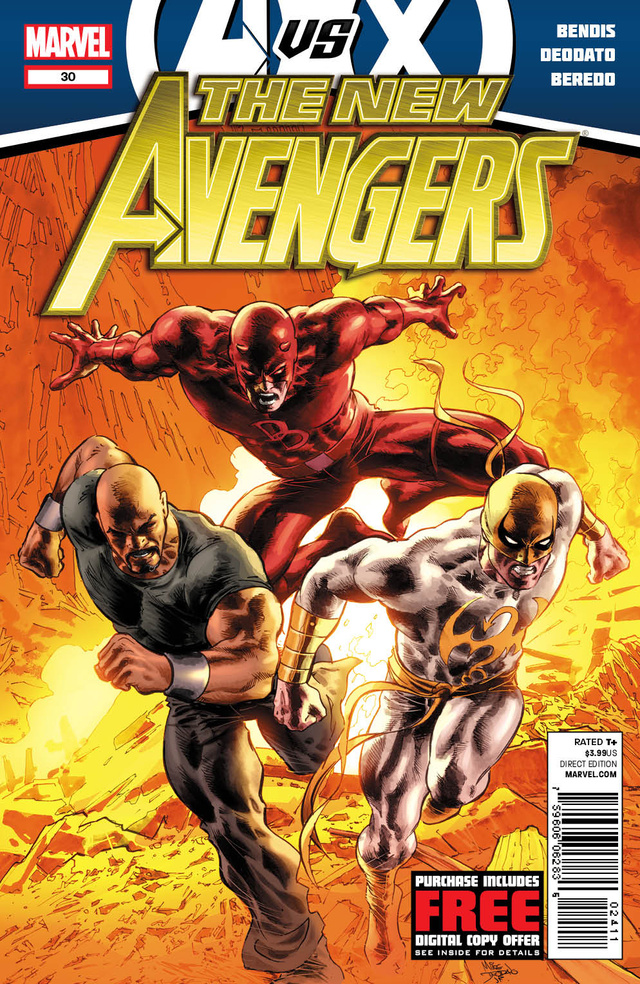 New Avengers #30 Puts Three of My Favorite Marvel Superheroes in One Place At the End of the World