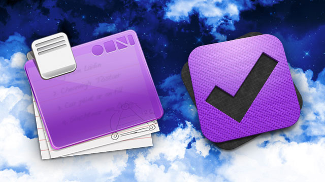 Get OmniFocus for Your Mac and iPad at 50% Off
