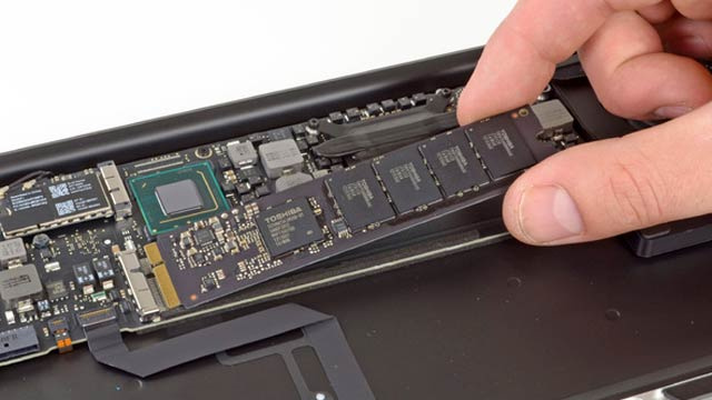MacBook Air 2012 Teardown: Same Skinny Body, New Beefy Guts