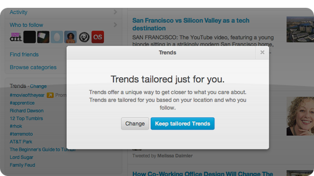 New Twitter Feature Shows What's Trending Just Among People You Follow