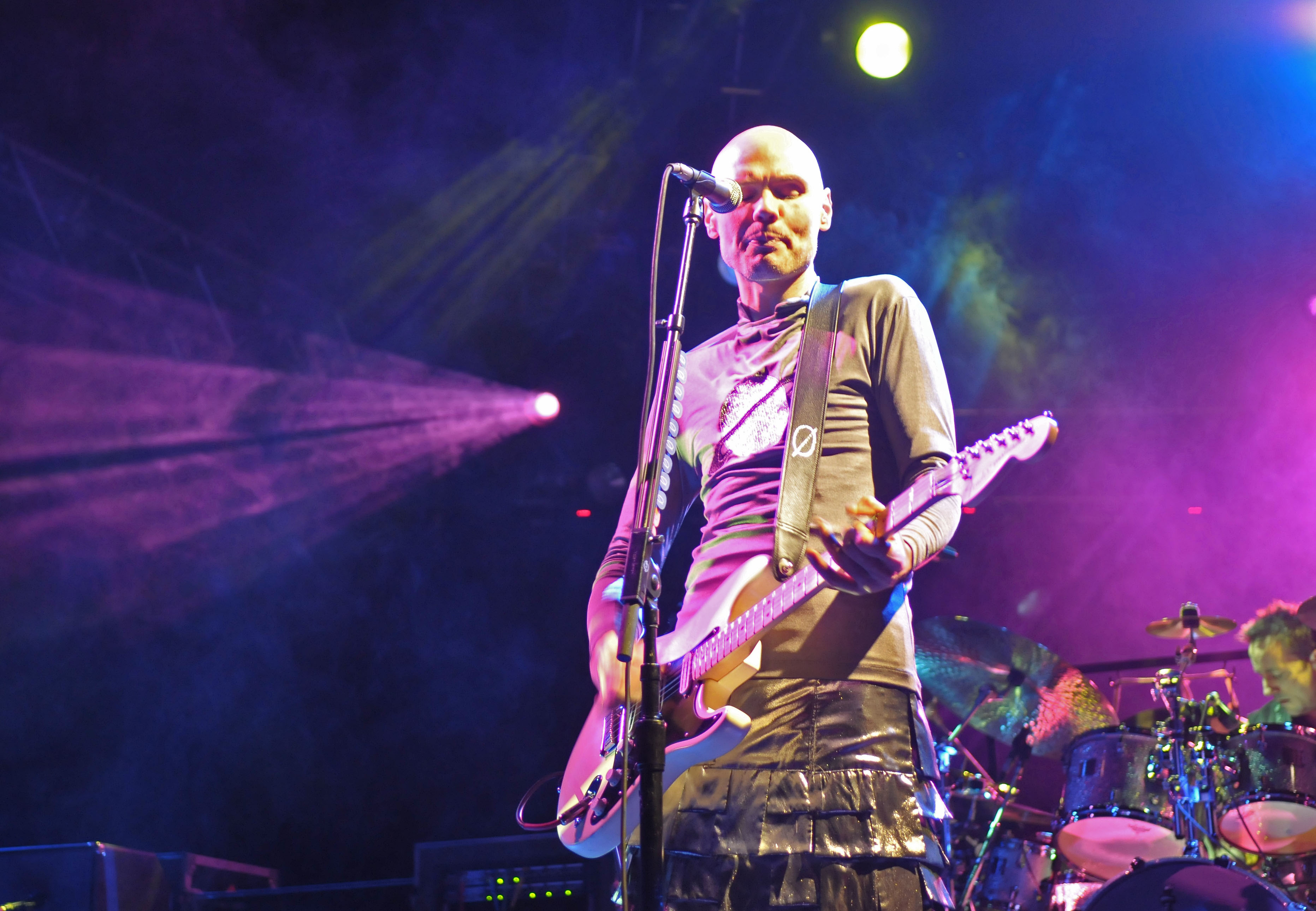 Click here to read 'Egomaniac' Billy Corgan Says He's Sick of Radiohead's 'Pomposity'