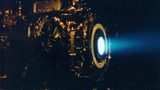 Click here to read Australia Is Building a Pee-Powered Ion Thruster