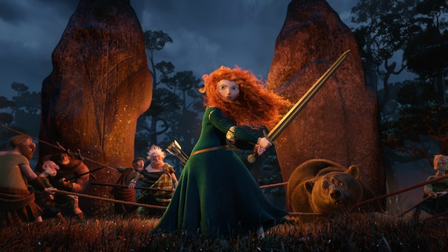 Brave director Mark Andrews explains why Merida isn't your typical Disney princess