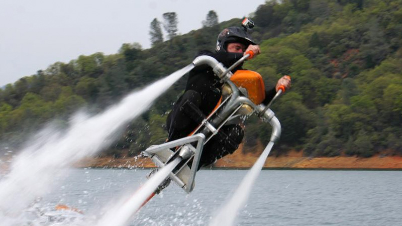 This Jetbike Looks Like The Most Fun You Could Ever Have On Water