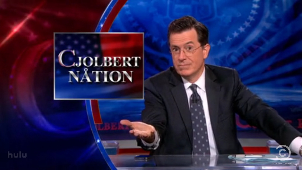 Stephen Colbert Launches Campaign to Take Over Sweden's Official Twitter Account