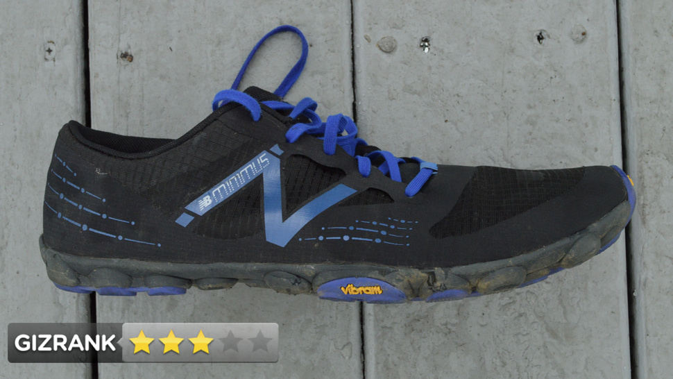 New Balance Minimus Zero Trail Lightning Review: Pretty But Painful