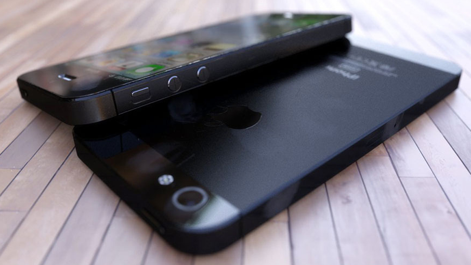 iPhone 5 Could Look As Beautiful As These 3D Renders