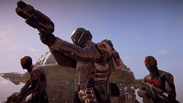 PlanetSide 2 Plays Like a First-Person Shooter, Not a Massively Multiplayer Compromise