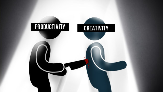 Is Productivity Killing Your Creativity?