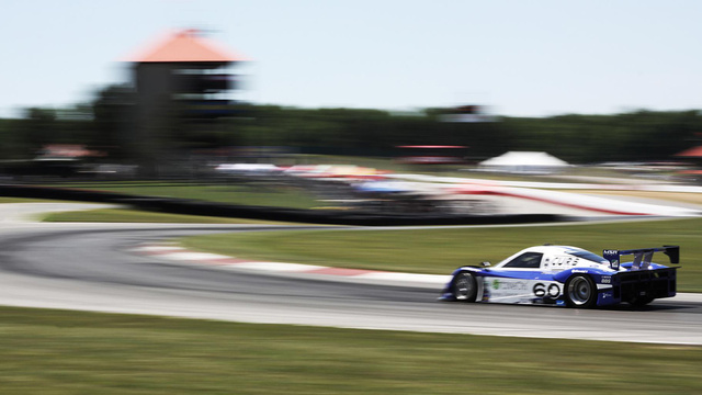 Grand-Am In Mid-Ohio: Über Gallery