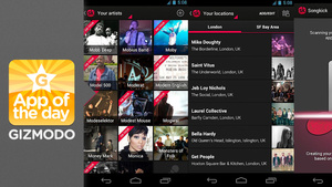 Songkick Concerts: Never Miss Your Favorite Band