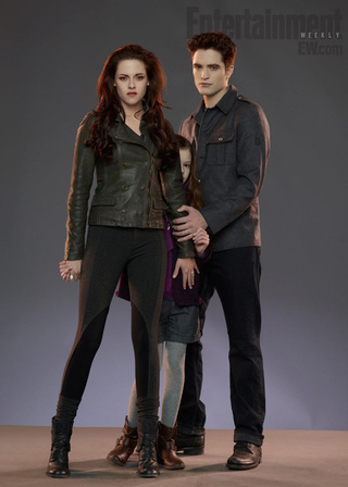 Breaking Dawn Photos