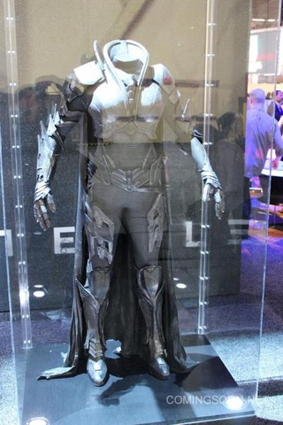 Man of Steel Costumes