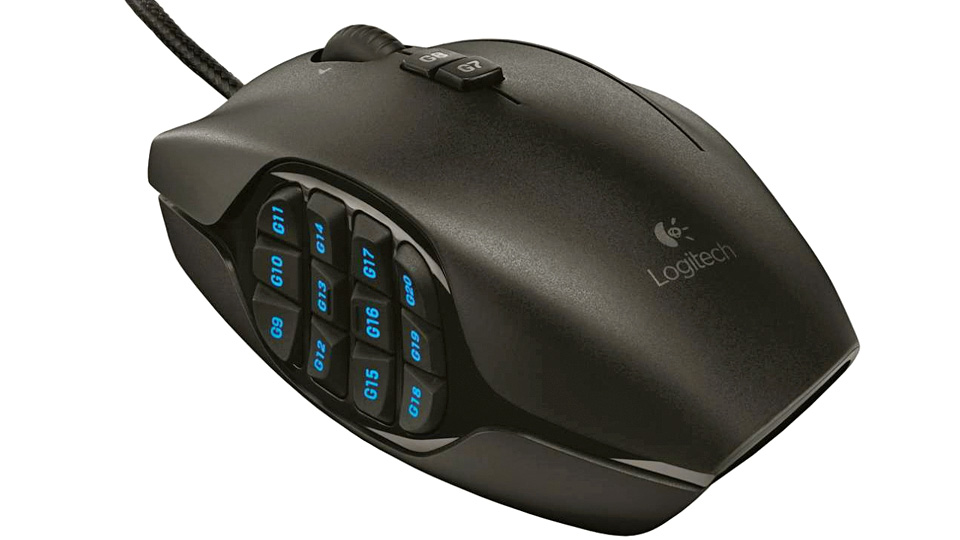 This 20-Button Mouse Puts Your Everything To Shame