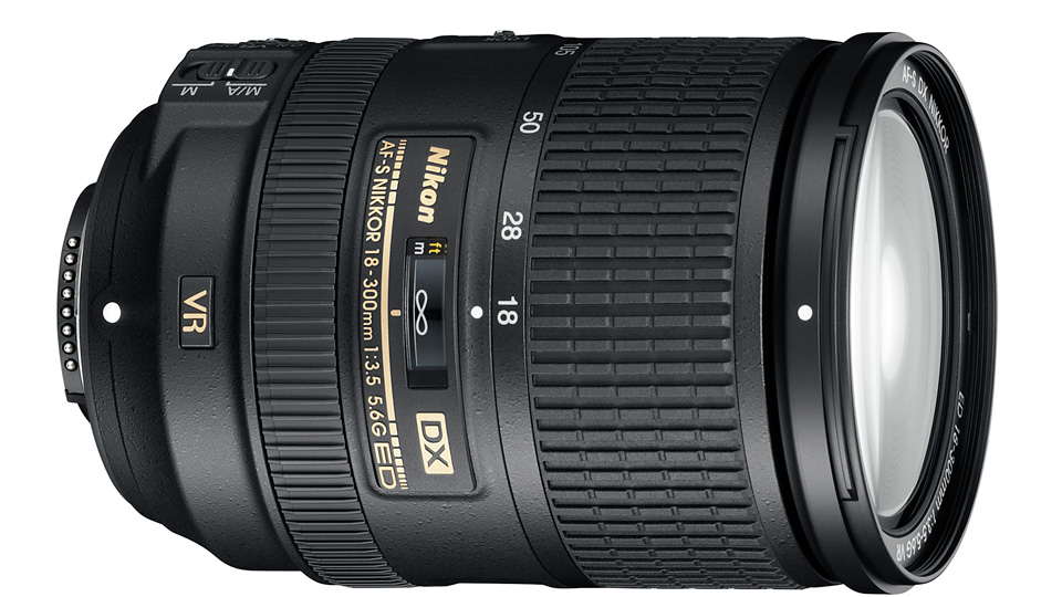 Shoot Up-Close Or Far Away With Nikon's 16.7x Zoom Lens