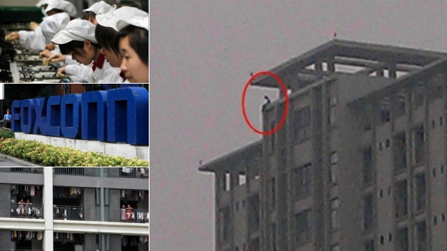 Foxconn Suicide Followed by Suspicious Rumors
