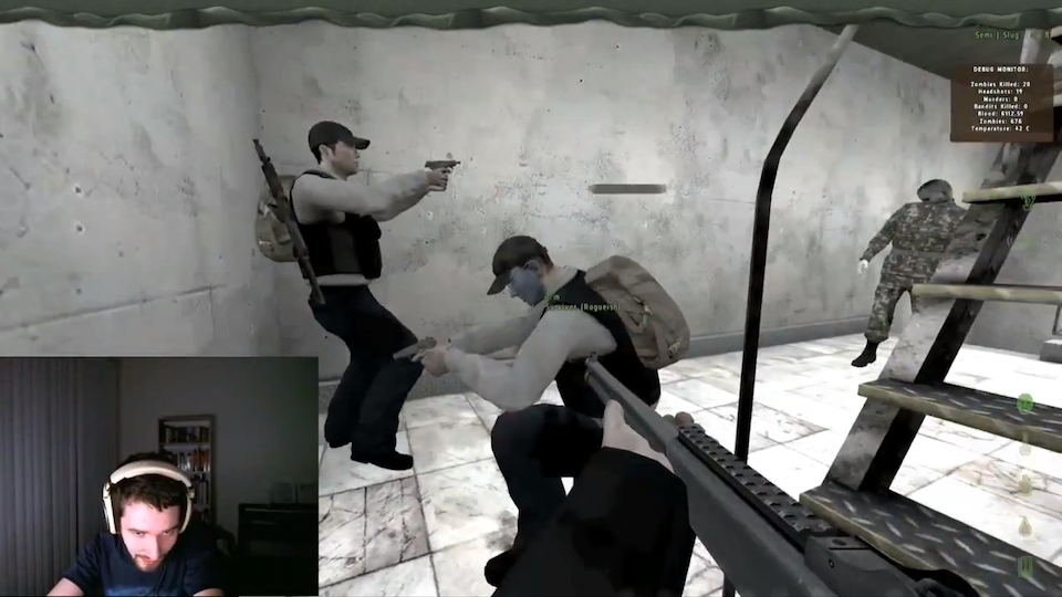 Click here to read Creepy Dude Stalks and Terrorizes <em>DayZ</em> Players. Hilarity Ensues.