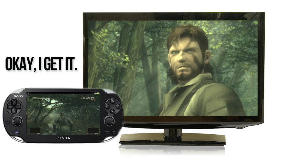 Click here to read With <em>Metal Gear</em>'s Splendid Vita Version, I Finally 'Get' Portable Console Gaming