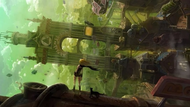 The Dizzy, Delightfully Grand Music of Gravity Rush