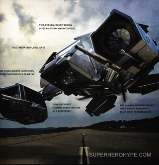 Dark Knight Rises Dark Knight Manual Gallery