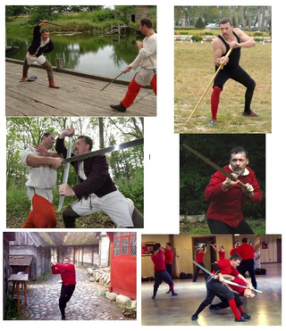 Swordfighting: Not What You Think It Is