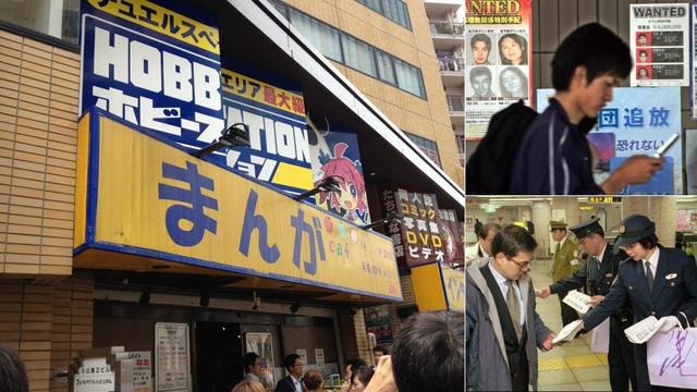 How Japan's Most Wanted Criminal Almost Escaped at a Comic Book Cafe