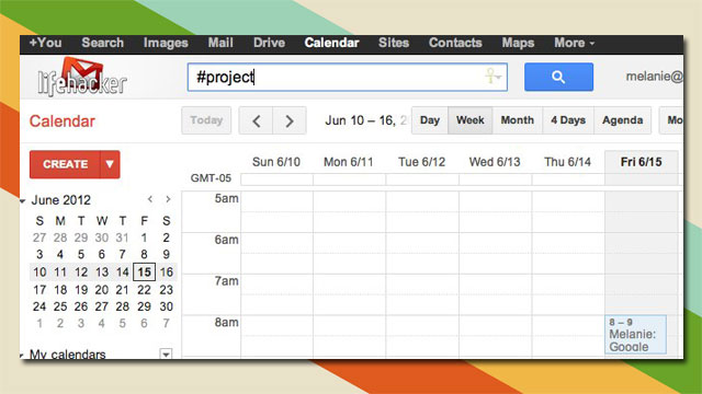 Click here to read How to Use Google Calendar as a Project Management Tool