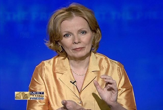 Old Peggy Noonan Is Alarmed at this New Phenomenon, 'Leaks'