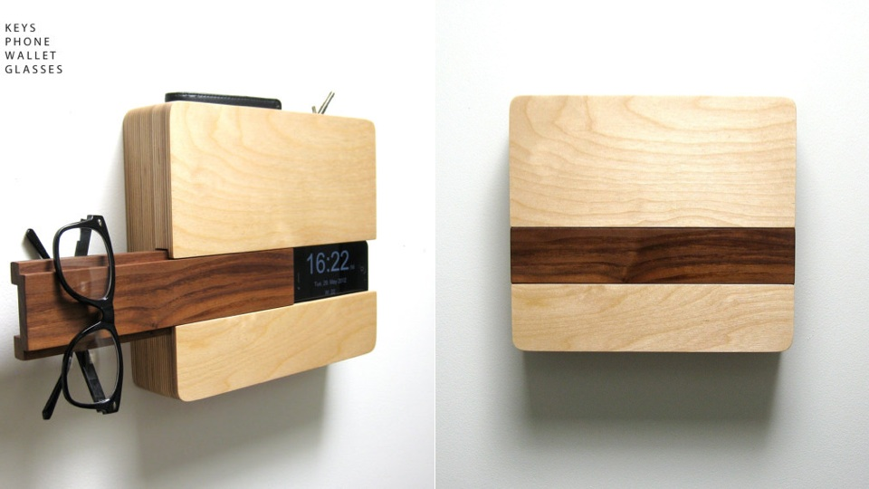 Click here to read This Wall-Mounted Organizer Is the Key Bowl Replacement of Your Dreams